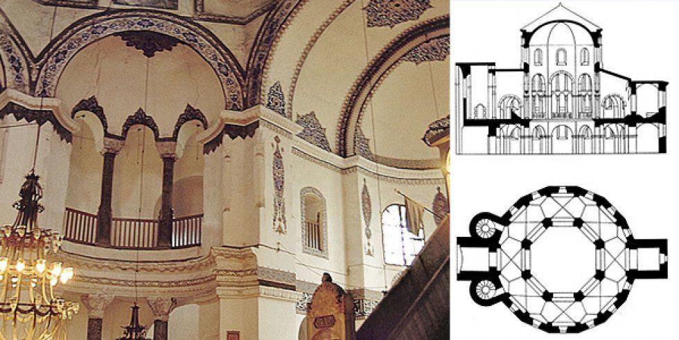 baptisterien und schlosskapellen als zentralbauten monumente online. Black Bedroom Furniture Sets. Home Design Ideas