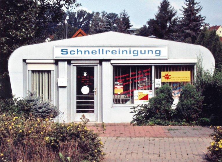 Die transportable raumerweiterungshalle monumente online - Innenarchitekt heidelberg ...