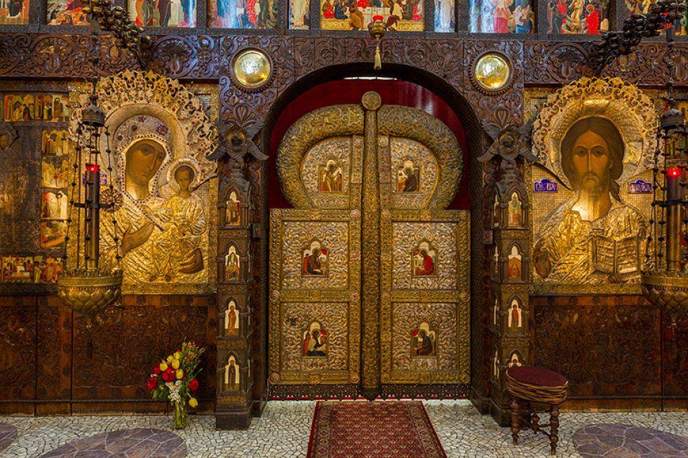 Stichwort: Russisch-orthodoxe Kirche Europa DW
