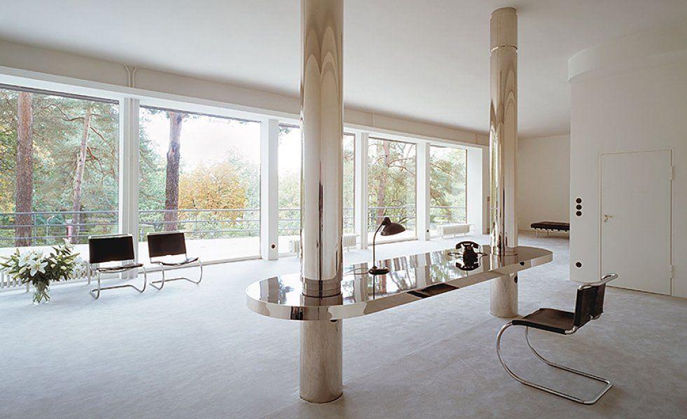 das berliner landhaus am rupenhorn zeigt wieder charakter monumente online. Black Bedroom Furniture Sets. Home Design Ideas