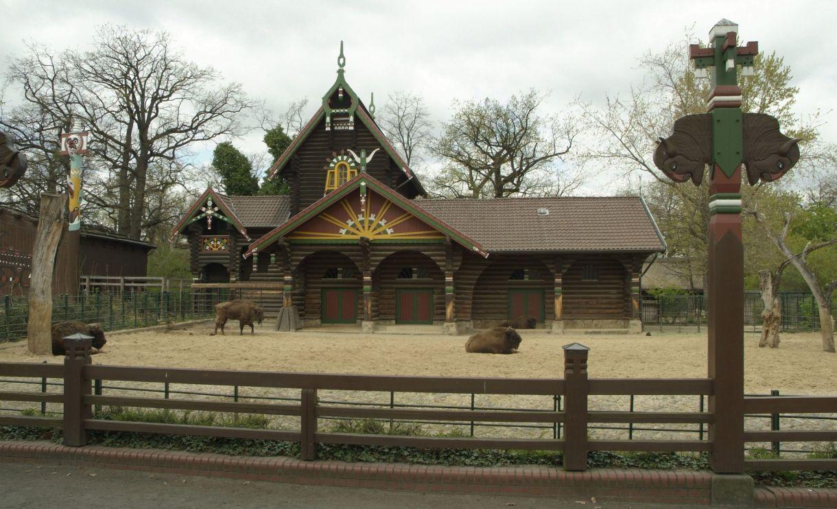 Von der Architektur Zoologischer Gärten | Monumente Online