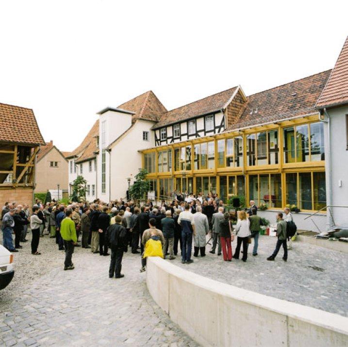 Haus Weingarten: Ein Soziales Projekt In Quedlinburg
