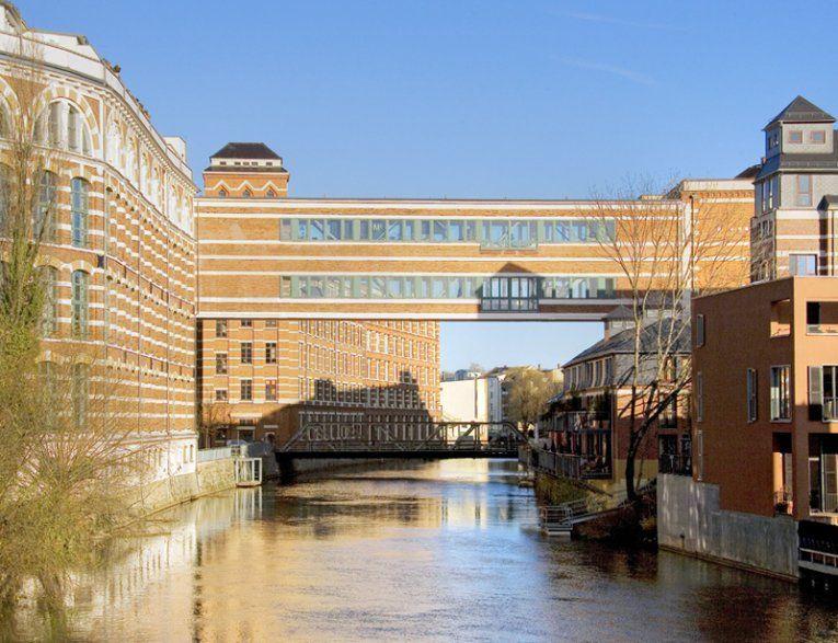 Leipzigs neue Ufer | Monumente Online