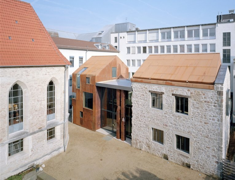 Die jakob kemenate in braunschweig monumente online for Architekten in braunschweig
