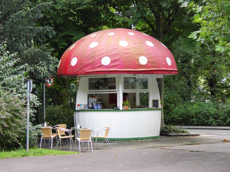 Nur Wenige Kioske überlebten Die 50er Jahre Monumente Online