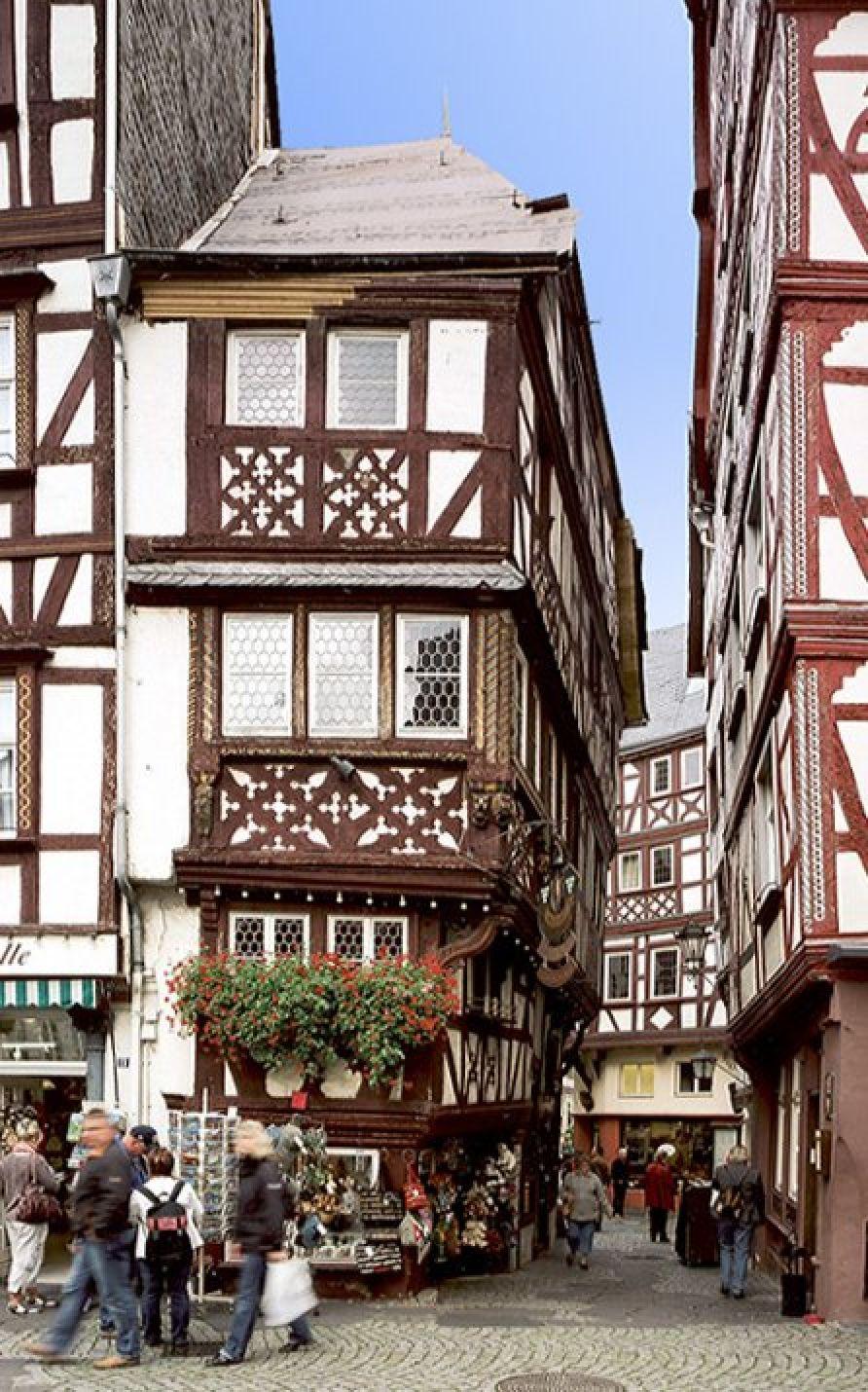 Das Heinz\'sche Haus in Bernkastel-Kues | Monumente Online