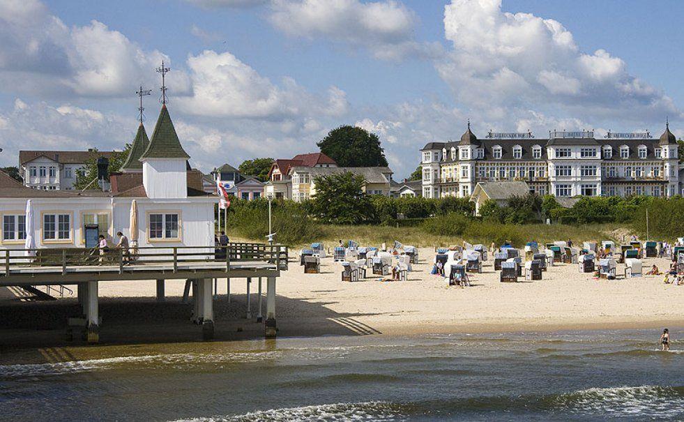 Usedom lockt mit kaiserb dern und idylle monumente online for Designhotel usedom