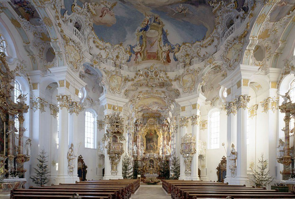 die wieskirche fing mit einem h lzernen christus an monumente online. Black Bedroom Furniture Sets. Home Design Ideas