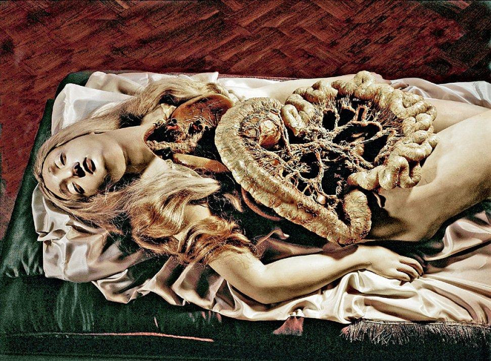 Kunstwerke aus Wachs   Monumente Online