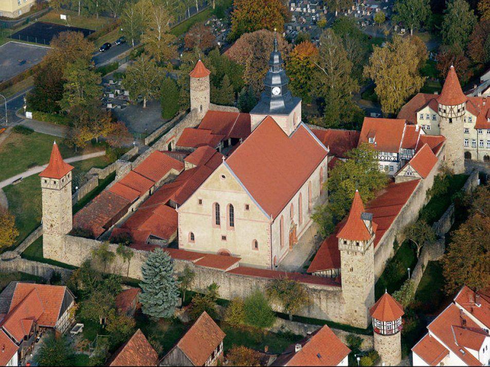 Ostheim v. d. Rhön Kaltwintergarten