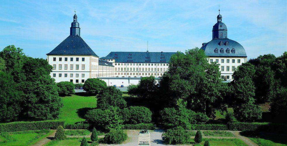 Schloss Friedenstein In Gotha Monumente Online