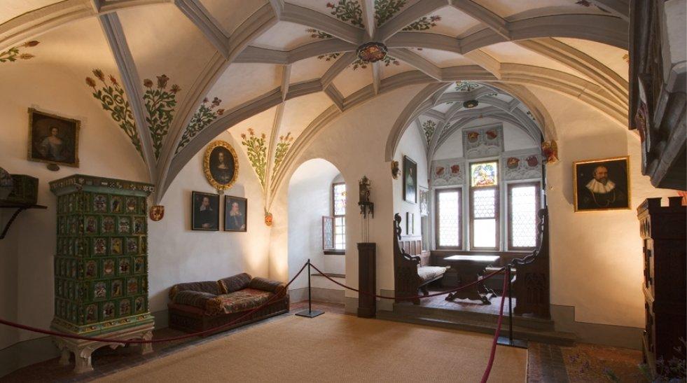Burg Eltz wird umfassend restauriert