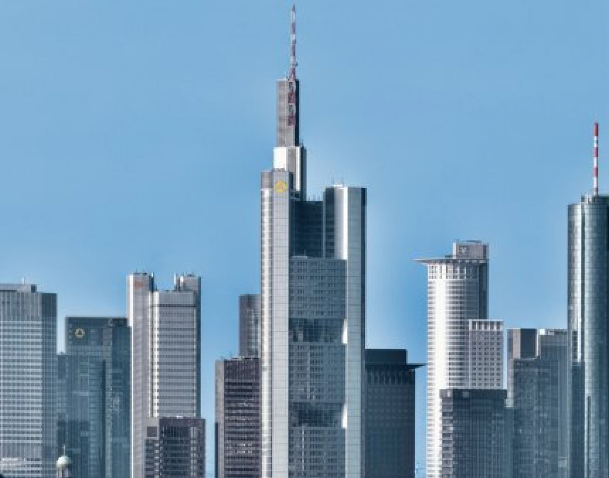 Frankfurt am Main, Skyline © Pressebild