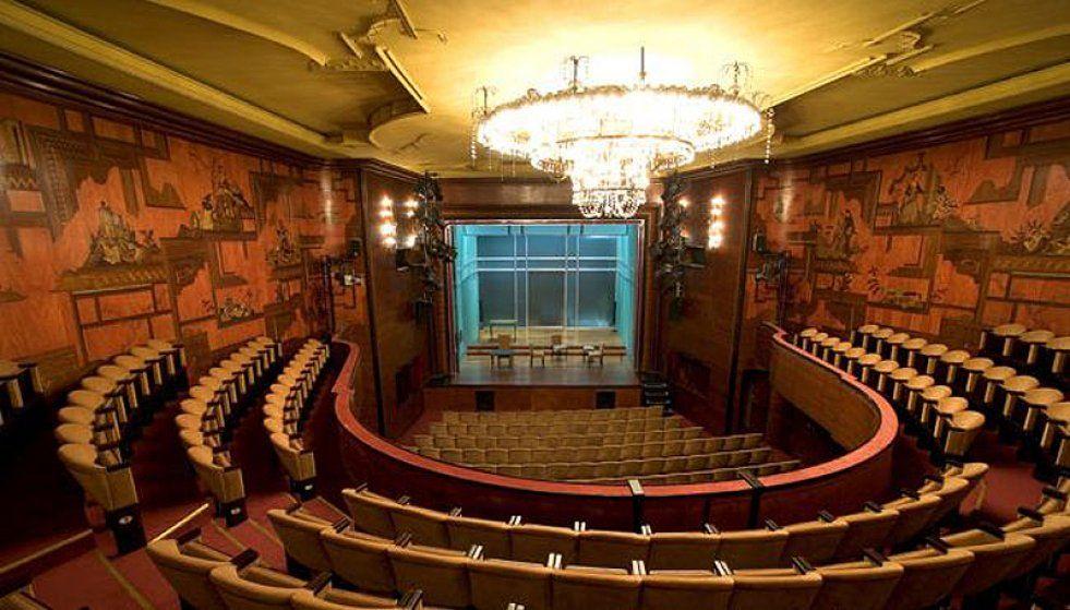 Berlin Renaissance Theater C Roland Rosnner Deutsche Stiftung Denkmalschutz Bonn