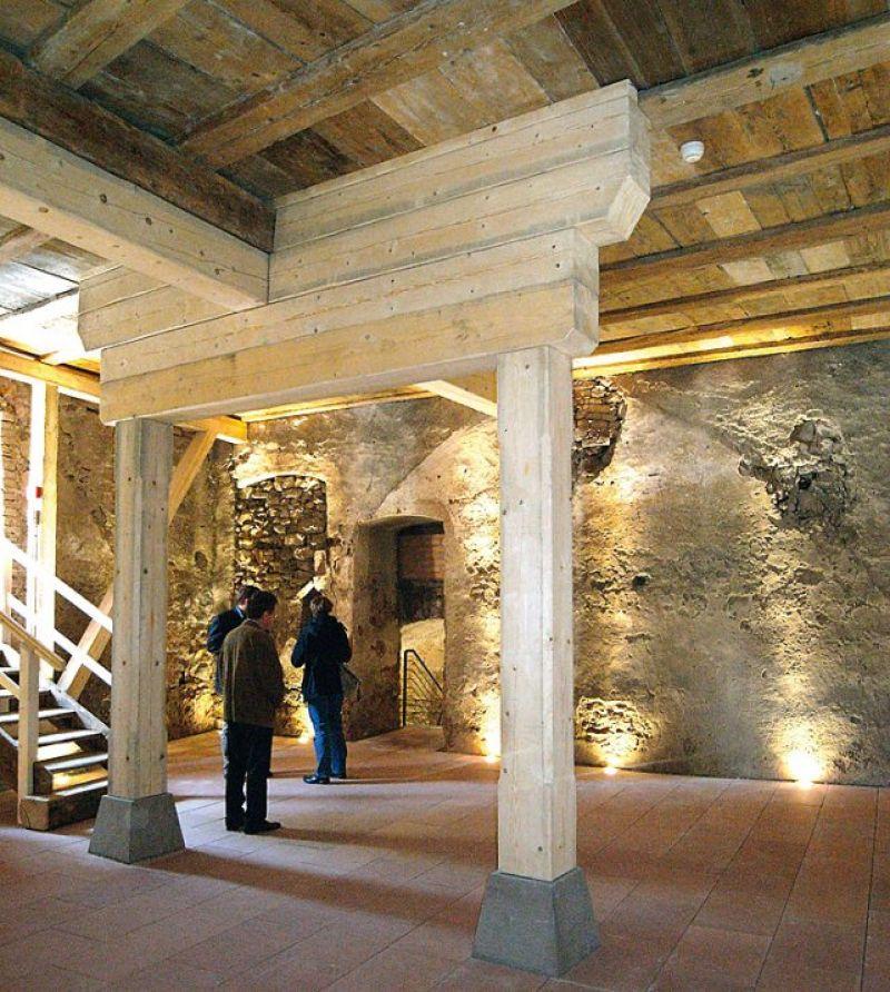 Das Abt Gaisser Haus In Villingen Schwenningen Wurde Vorbildlich Restauriert Monumente Online