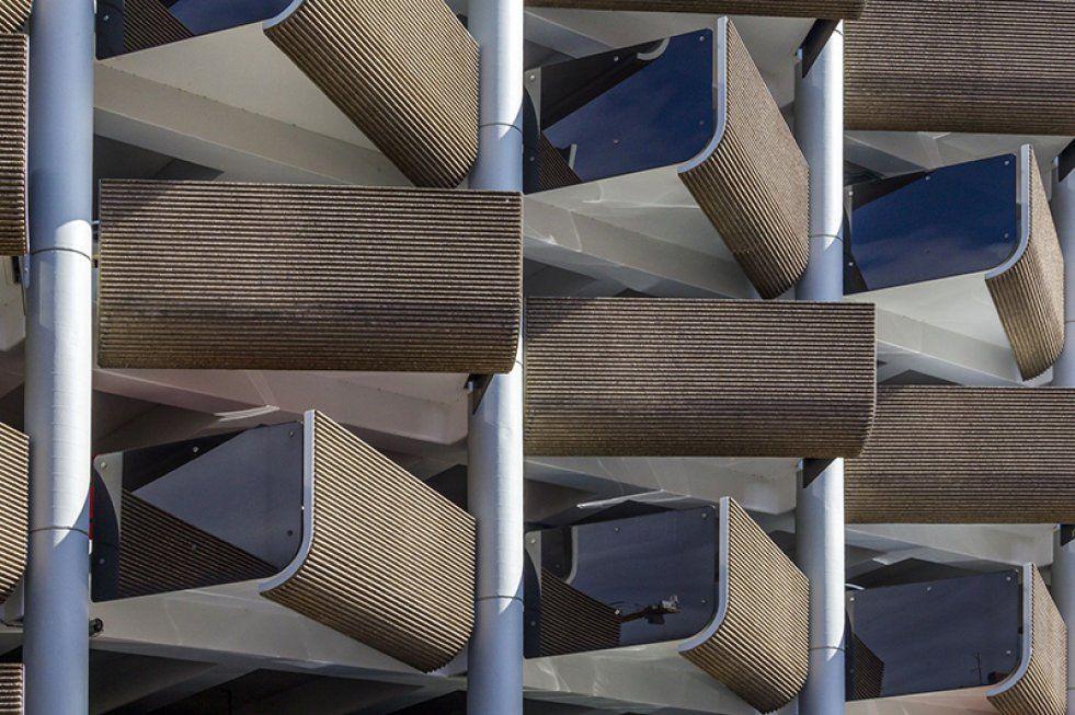 Parkh user und ihre architektur monumente online for Architektur 80er jahre