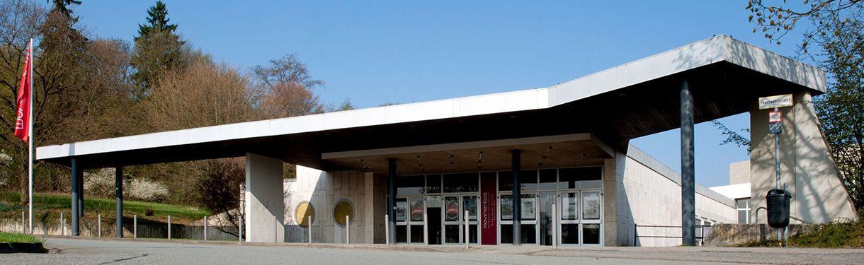 Hans Scharoun Und Sein Spektakuläres Theatergebäude In Wolfsburg