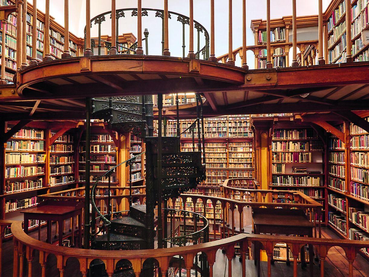 Kleine Geschichte Der Bibliothekskultur Monumente Online
