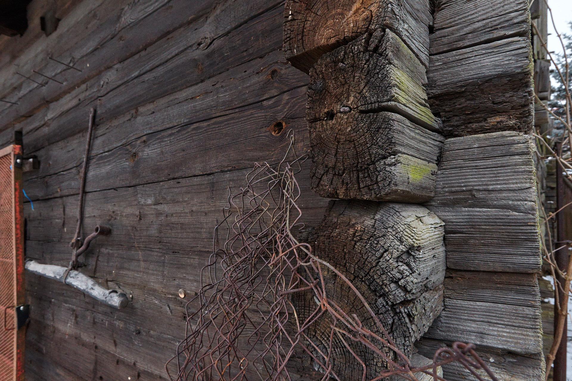 Das Schrotholzhaus In Lieske Ist Historisch Wertvoll Monumente Online