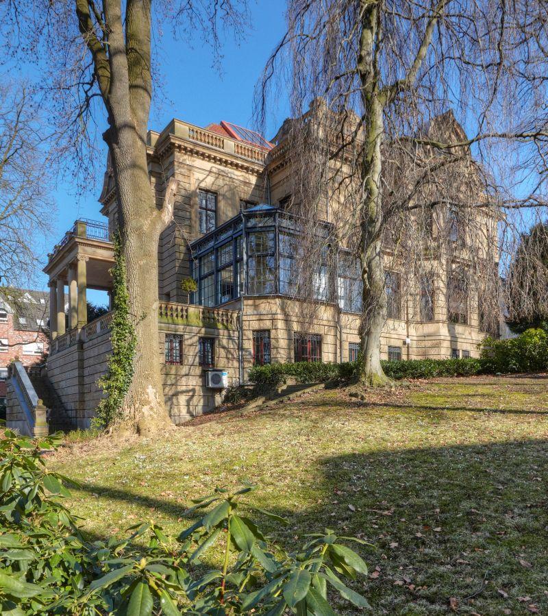 Die Villen der Industriellen im Ruhrgebiet | Monumente Online