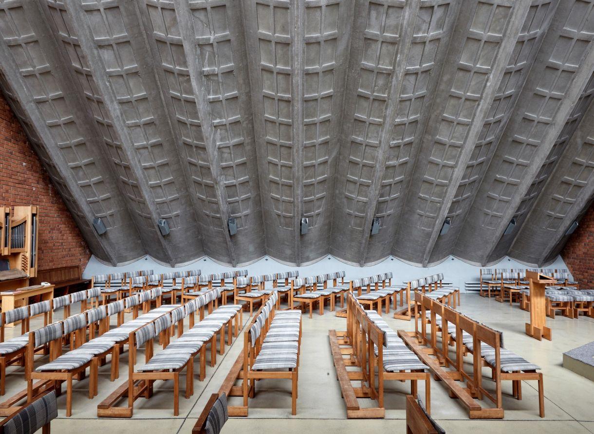 Kirchenbau In Der Ddr Monumente Online